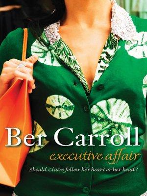 cover image of Executive Affair