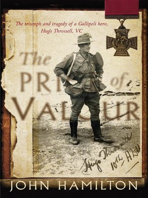 cover image of The Price of Valour