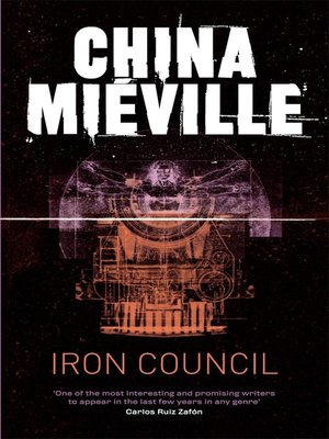 cover image of Iron Council