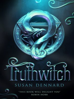 cover image of Truthwitch