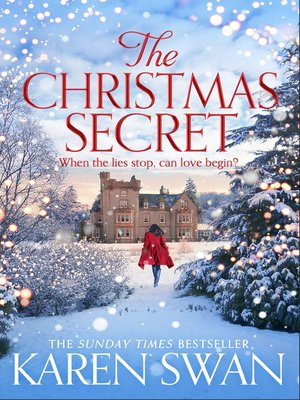 cover image of The Christmas Secret