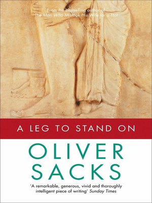 cover image of A Leg to Stand On