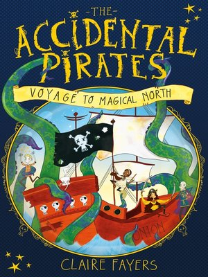cover image of Voyage to Magical North