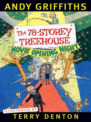 cover image of The 78-Storey Treehouse