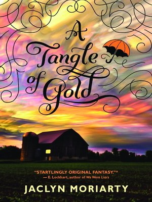 cover image of A Tangle of Gold