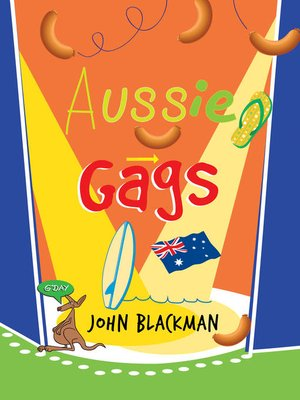 cover image of Aussie Gags