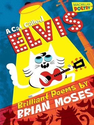 cover image of A Cat Called Elvis
