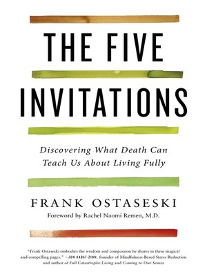 cover image of The Five Invitations