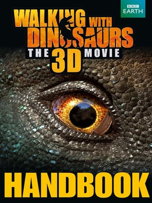 cover image of Walking with Dinosaurs Handbook