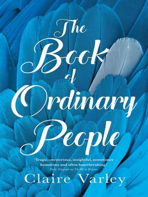cover image of The Book of Ordinary People