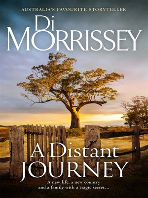 cover image of A Distant Journey