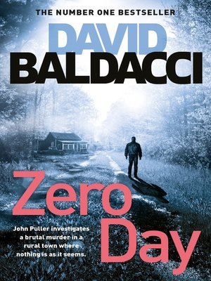 cover image of Zero Day