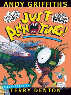 cover image of Just Annoying!