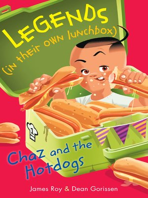 cover image of Chaz and the Hotdogs