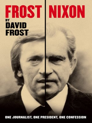 cover image of Frost/Nixon