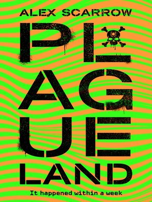 cover image of Plague Land