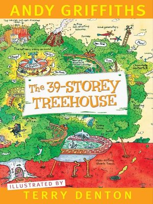 cover image of The 39-Storey Treehouse