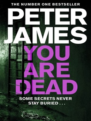 cover image of You Are Dead