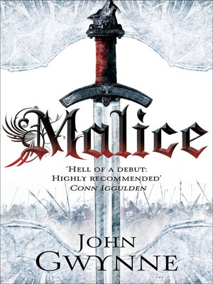 cover image of Malice