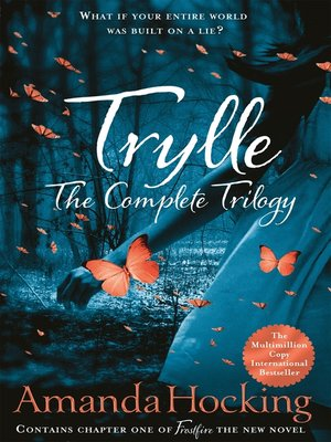 cover image of Trylle