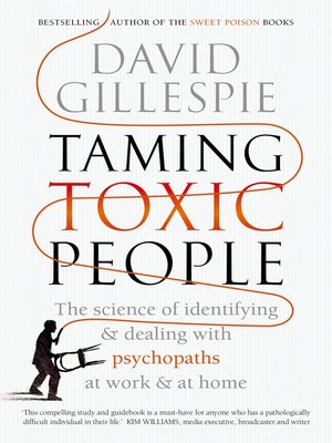 cover image of Taming Toxic People