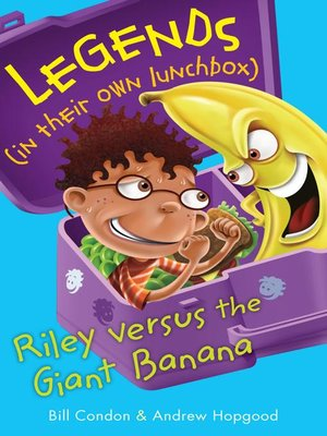 cover image of Riley Versus the Giant Banana