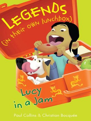 cover image of Lucy in a Jam