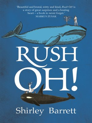 cover image of Rush Oh!