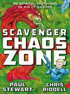 cover image of Chaos Zone