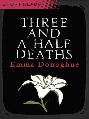 cover image of Three and a Half Deaths