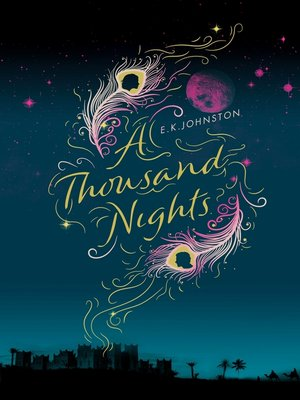 cover image of A Thousand Nights