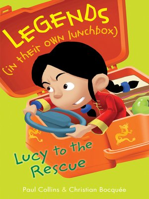 cover image of Lucy to the Rescue