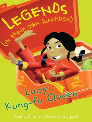 cover image of Lucy, Kung-fu Queen