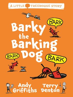 cover image of Barky the Barking Dog