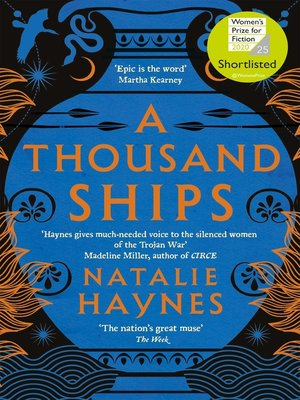 cover image of A Thousand Ships