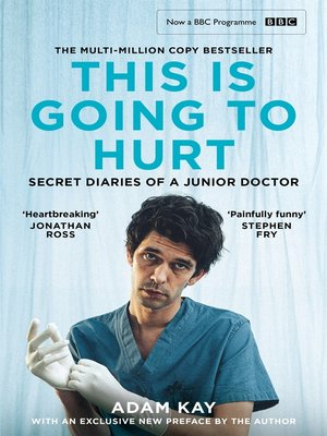 cover image of This is Going to Hurt
