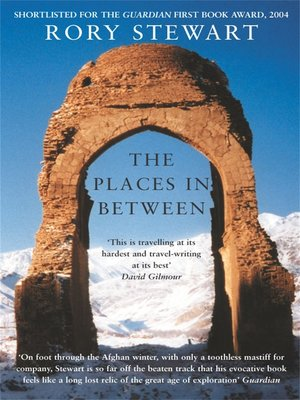 cover image of The Places in Between