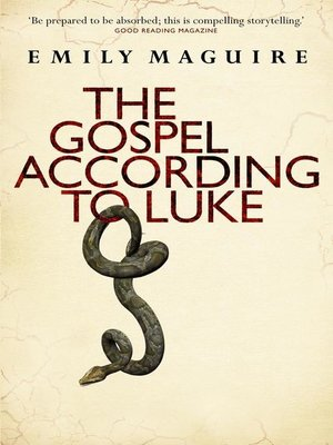 cover image of The Gospel According to Luke