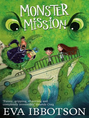 cover image of Monster Mission