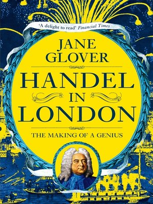 cover image of Handel in London