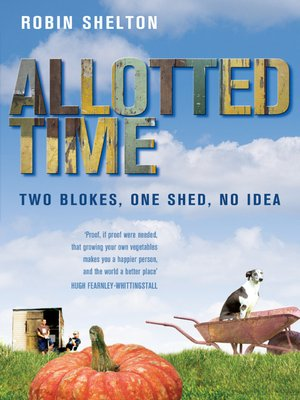 cover image of Allotted Time