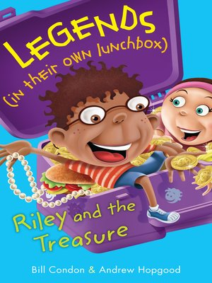 cover image of Riley and the Treasure