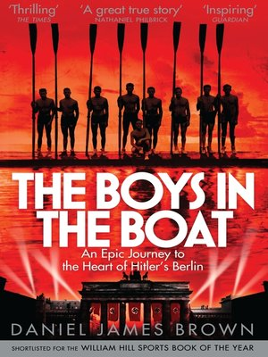 cover image of The Boys in the Boat