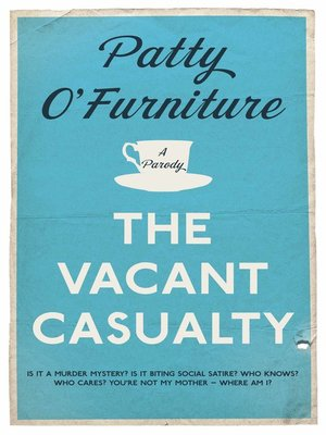cover image of The Vacant Casualty