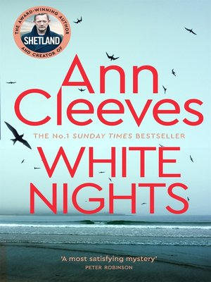 cover image of White Nights