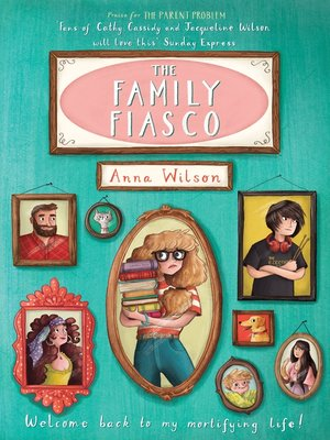 cover image of The Family Fiasco