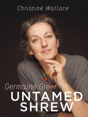 cover image of Germaine Greer