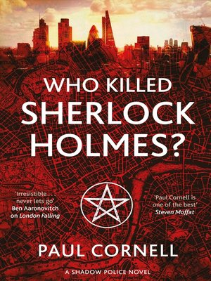 cover image of Who Killed Sherlock Holmes?