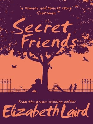 cover image of Secret Friends