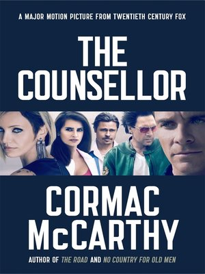 cover image of The Counsellor
